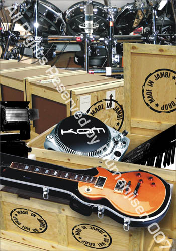 Black Label Instruments